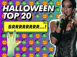 Halloween Top 20