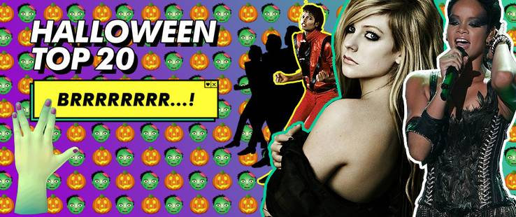 Halloween Top 20