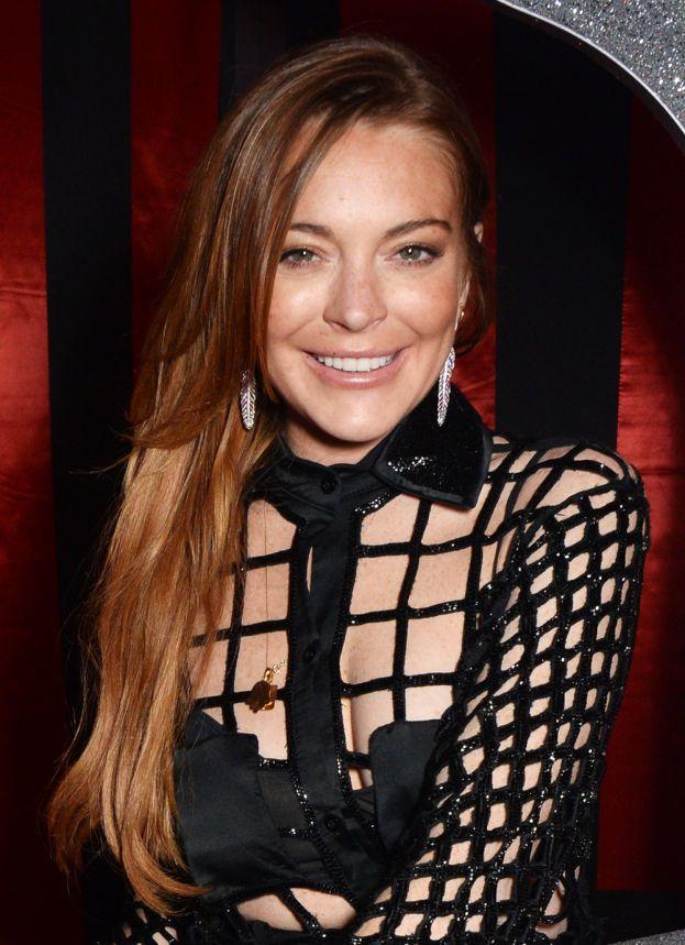 Un'altra che non lo avresti mai detto: Lindsay Lohan ha sangue di lontane origine italiane sia da parte di mamma che da parte di papà.