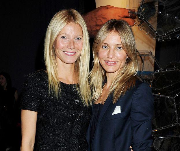 Gwyneth Paltrow e Cameron Diaz