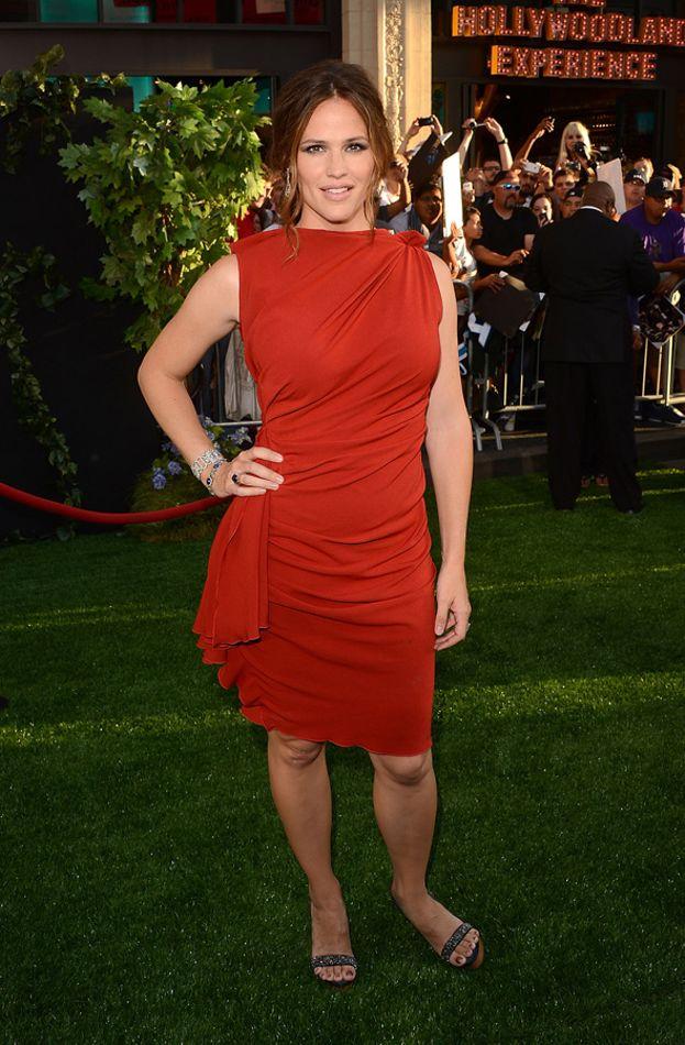 Jennifer Garner – Usa solo makeup e creme idratanti con protezione solare.