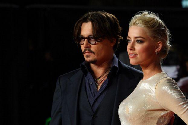 Johnny Depp e Amber Heard - 2011