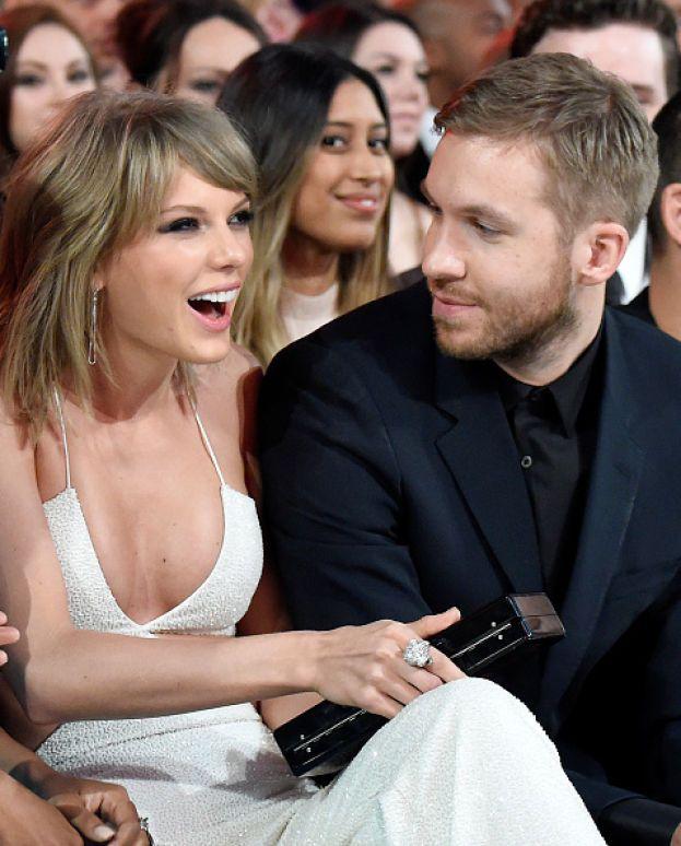 Nostalgia: Taylor Swift e Calvin Harris insieme ai Billboard Music Awards 2015