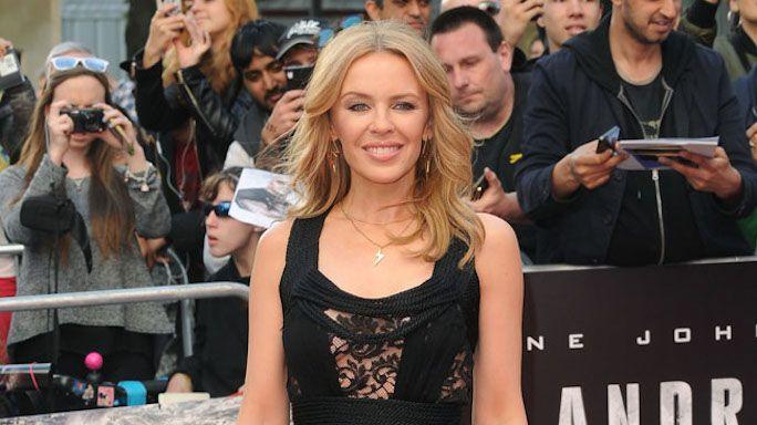Kylie Minogue: 'In un uomo cerco il carisma'