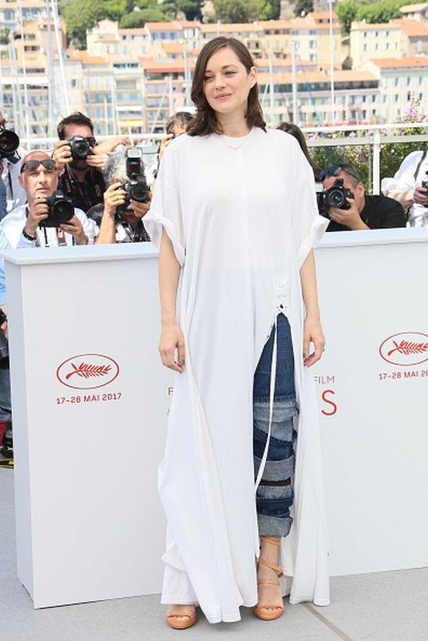 Marion Cotillard gioca in casa al Festival di Cannes