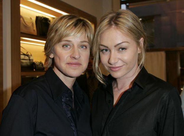 Ellen DeGeneres e Portia De Rossi - 2005