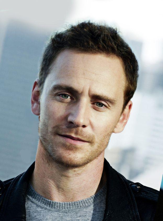 Tom Hiddleston + Michael Fassbender