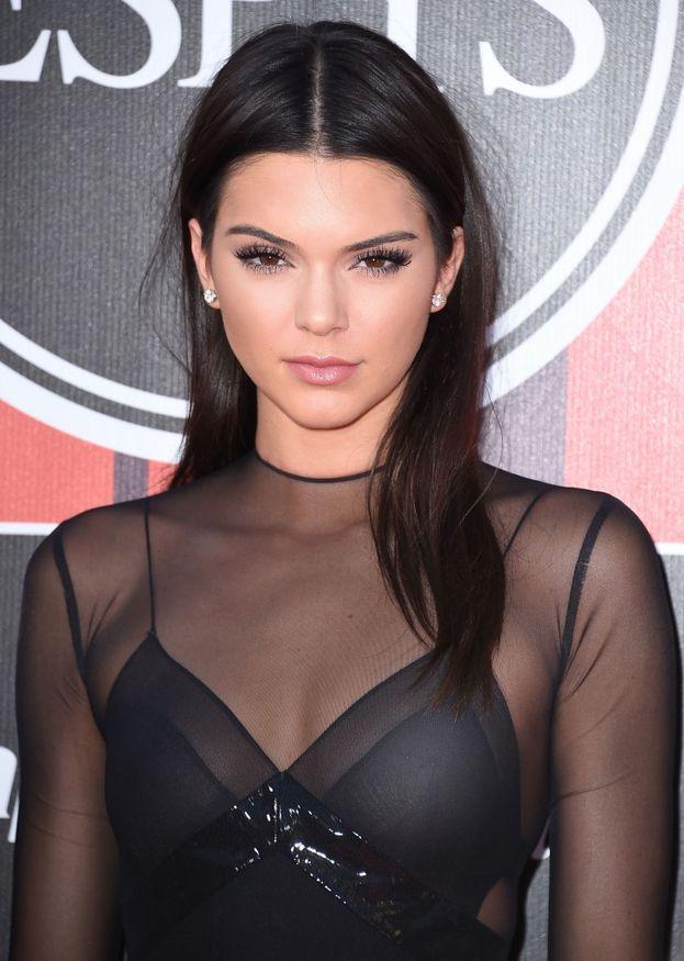 Kendall Jenner è quinta: 90,18%.