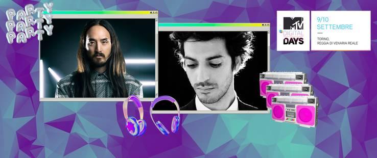MTV Digital Days 2016: la line up