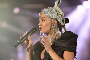 Rita Ora: tutti i look agli MTV EMA