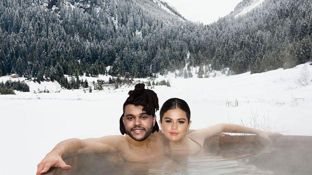 Non farti mancare un bagno romantico