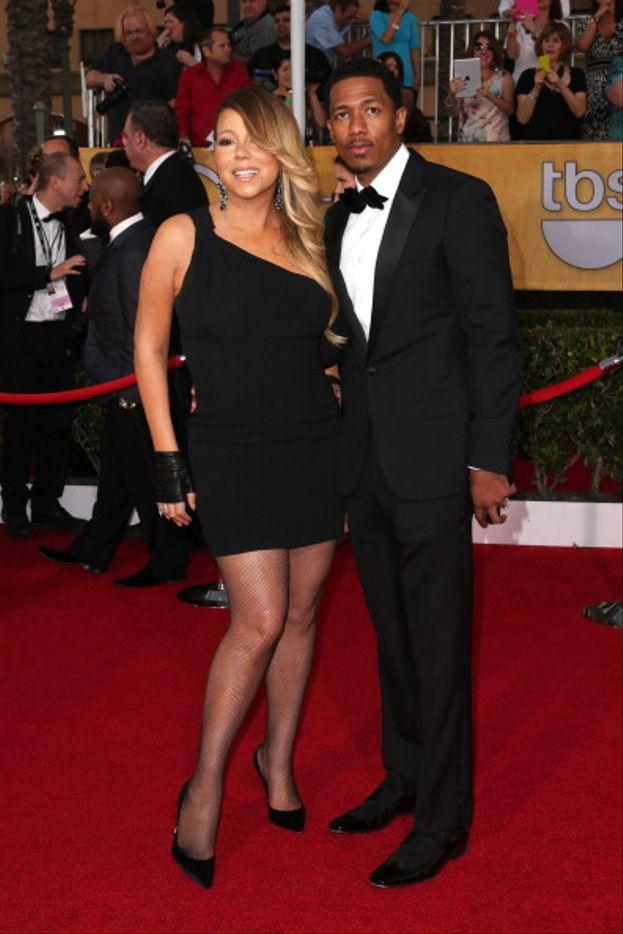 Mariah Carey: 2 volte. Tommy Mottola e Nick Cannon