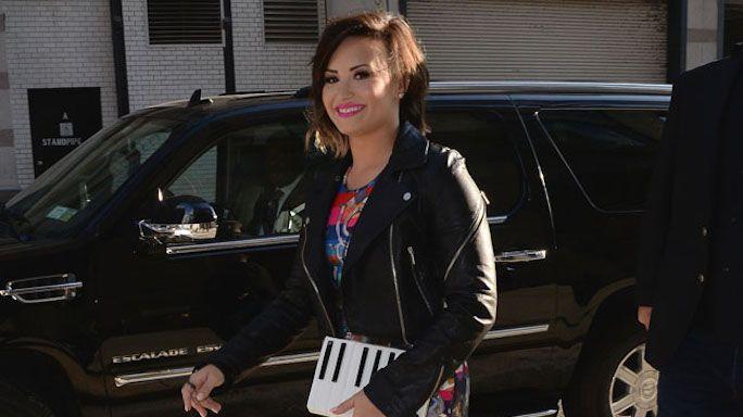 Demi Lovato: 'Basta pregiudizi sulle malattie mentali'