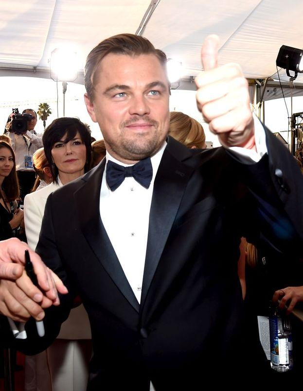 """E Leonardo DiCaprio, lo sciupa-modelle? Promosso alla grande, almeno stando a Rihanna che pare lo abbia definito """"il miglior con cui sono stata""""."""