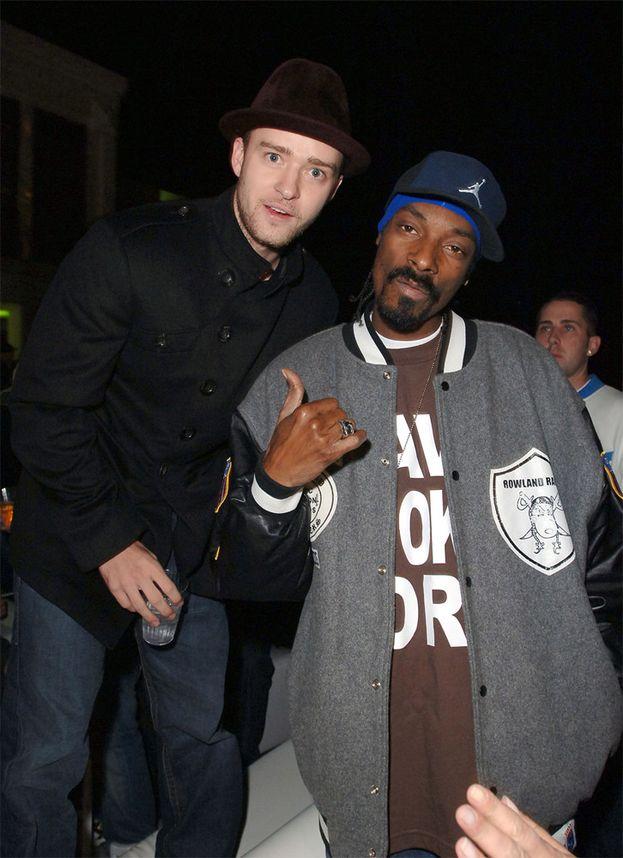 Snoop e Justin Timberlake