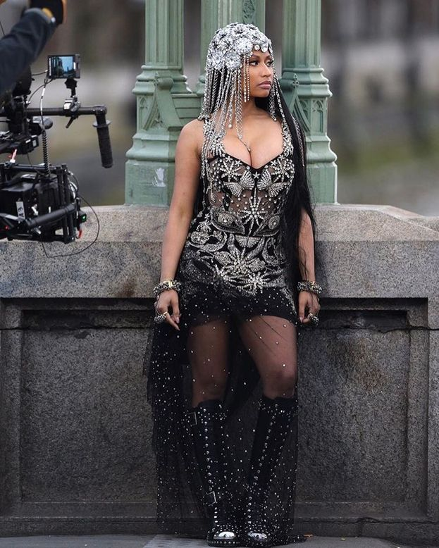 Nicki Minaj - Saint James (Trinidad e Tobago)