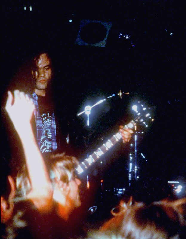 Mike Starr era il bassista degli Alice In Chains, morto nel 2011 di overdose. Era stata l'ultima persona a vedere vivo Layne Staley.