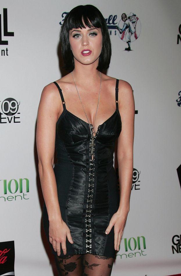 Katy non è mai stata una tipa timida: eccola nel 2008