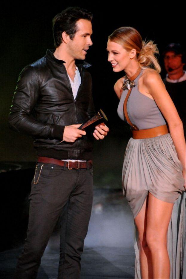 Ryan Reynolds e Blake Lively - 2010
