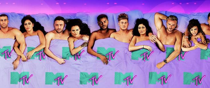 Geordie Shore Big Birthday Battle