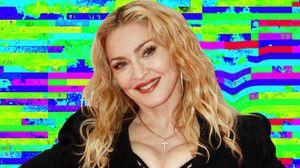 OMG! A Madonna está em Lisboa!!!