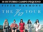 VENCEDORES: Vai ao concerto das Fifth Harmony com a tua MTV!