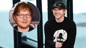 E se 'Shape of You', do Ed Sheeran, fosse uma poesia? O Rupert Grint tratou disso!
