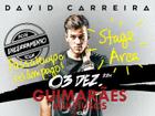 VENCEDORES: Vê concerto do David Carreira no Multiusos de Guimarães da Stage Area!
