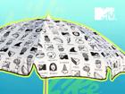 Ganha o chapéu de sol mais cool do verão e um super kit MTV!