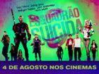 VENCEDORES: Vai à antestreia de «Esquadrão Suicida» com a tua MTV!