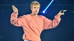 Já viste a nova tatuagem do Bieber?