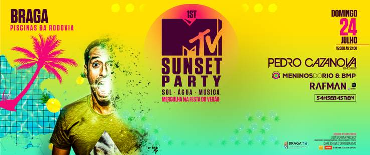 MTV Sunset Party