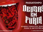 VENCEDORES: Vai à antestreia de «Deusas em Fúria» com a tua MTV!
