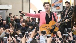 Harry Styles: Quem és tu, Carolina?