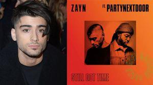 Cá está: a nova música do Zayn com Partynextdoor!