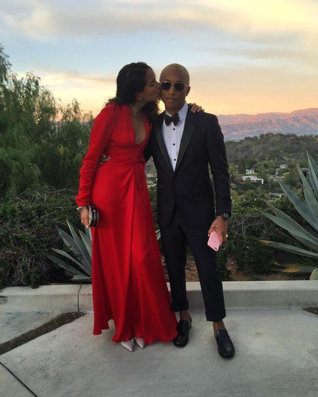 Rocket Ayer - filho do Pharrell Williams