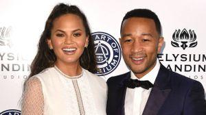 Existe casal mais perfeito que o John Legend e a Chrissy Teigan?