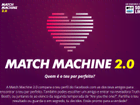 Match Machine 2.0 - ARE YOU THE ONE?