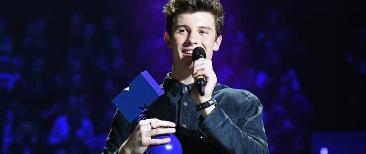MTV's Game Changer: Shawn Mendes