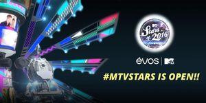 MTV Stars Of 2016
