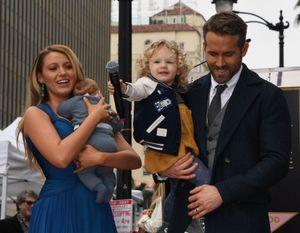 O teu dia estava a precisar de um momento fofinho? Olha só como são um amor as filhas do Ryan Reynolds e Blake Lively!