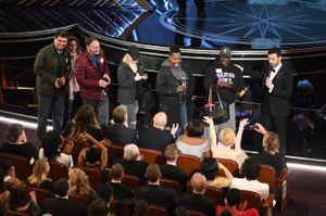 Óscares 2017: Aquele momento em que um grupo de turistas entra no meio da cerimónia