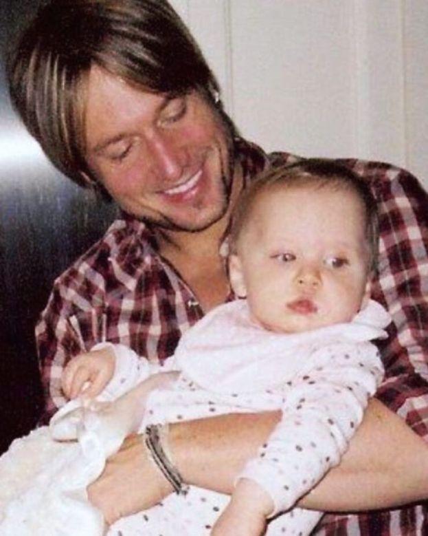 Sunday Rose - filha da Nicole Kidman e Keith Urban