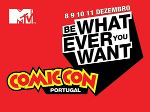 VENCEDORES: Vai à Comic Con 2016 com a tua MTV!