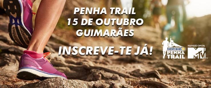 Ganha inscrições para o Penha Trail!