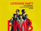 """VENCEDORES: Queres conhecer o novo álbum dos HMB antes de toda a gente? A MTV leva-te à Listening Party de """"MAIS""""!"""