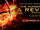 VENCEDORES: Regulamento do Passatempo The Hunger Games: A Revolta - Parte 2