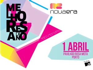 Vai aos Melhores do Ano da Rádio Nova Era com a tua MTV!