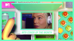 MTV AMPLIFICA: MTV Cover of The Month