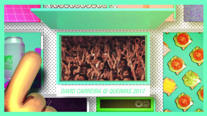 MTV Amplifica | 328 - David Carreira @ Queimas 2017